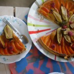 La tarte aux fruits du retour de la maternité