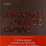 L'Astrance en un livre : le meilleur livre de cuisine de l'année 2012