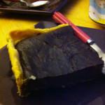 Se souvenir des gâteaux de Jacques Genin, et son flan au chocolat à faire en attendant