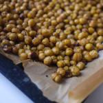 Se faire griller le pois chiche – pois chiches aux épices pour l'apéritif