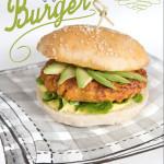 Pour bien commencer l'année, veggie burgers aux éditions La Plage