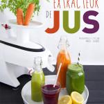 Extracteur de jus, mon nouveau livre !