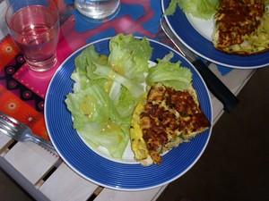 Quoi cuisiner avec un reste de poulet r ti 1 2 esterkitchen - Cuisiner avec les restes du frigo ...